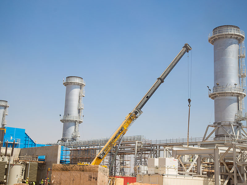 Assiut Power Plant 650 Mw Pgesco